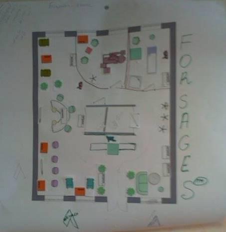 Схема салона №3