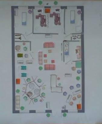 Схема салона №4