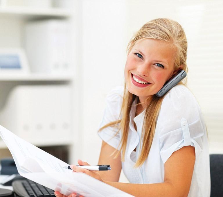 Ключевые моменты общения администратора с клиентом по телефону
