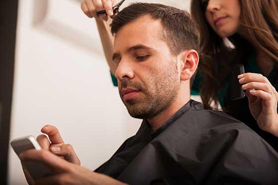 Как правильно обслуживать мужчину в салоне красоты