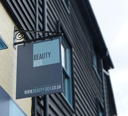 Ребрендинг салона красоты
