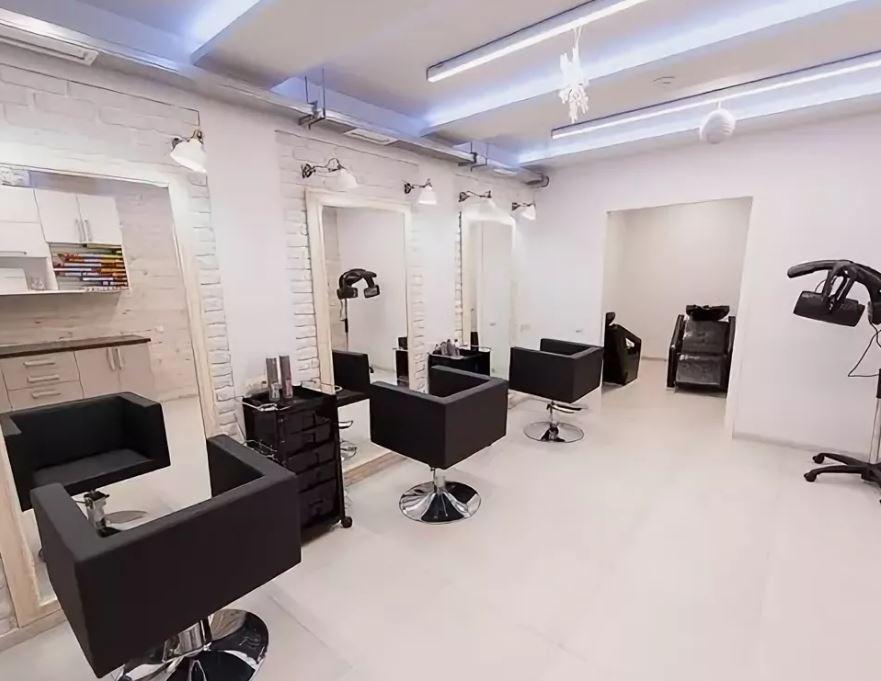 Организация освещения в салоне красоты
